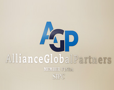 A.G.P. Leadership Team has wealth management, investment banking and institutional sales experience